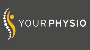 Your-Physio Φυσικοθεραπεία Γέρακα Λογότυπο