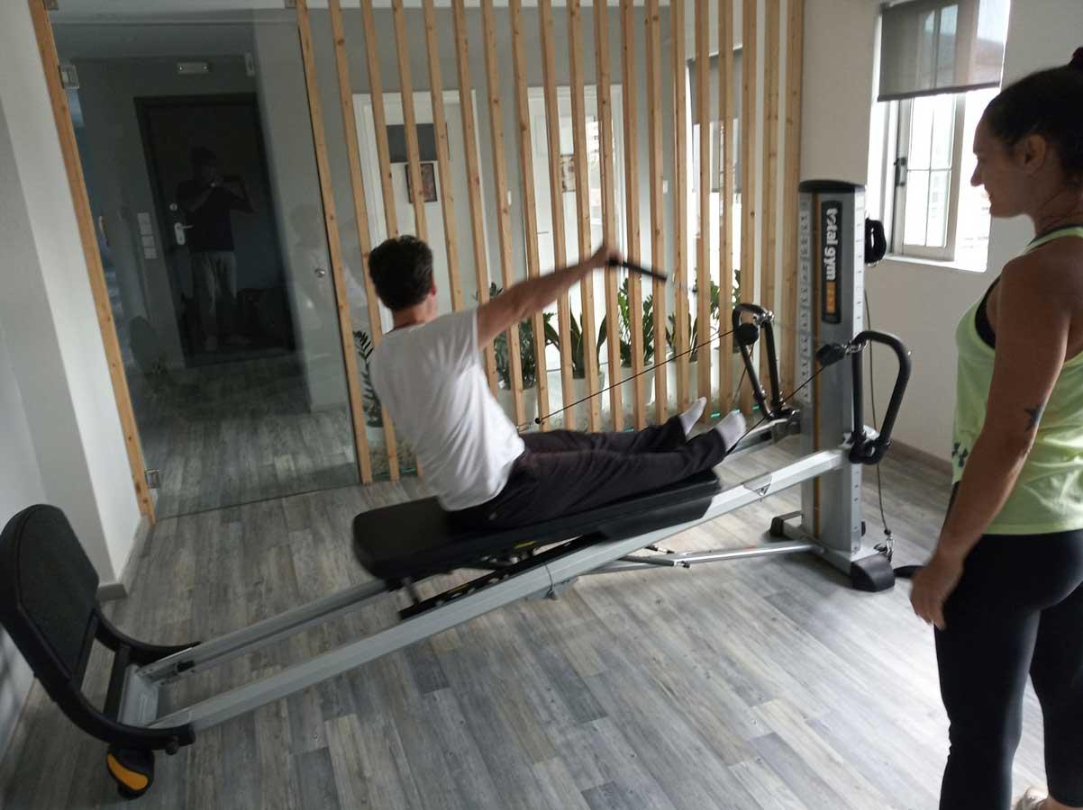 Αίθουσα pilates Φυσικοθεραπευτήριο στον Γέρακα - Your-Physiο.gr