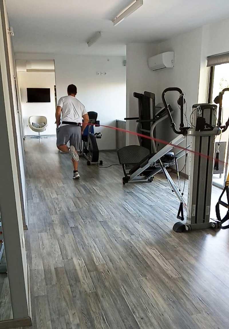 Γυμναστήριο Φυσικοθεραπευτήριο στον Γέρακα - Your-Physiο.gr